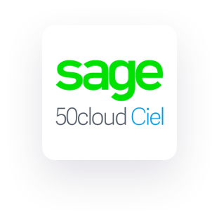 sage cloud ciel logo
