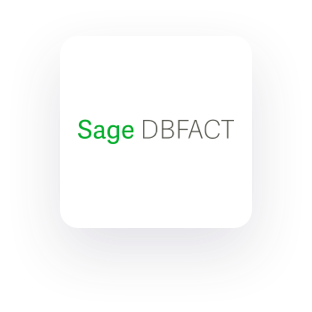 Sage DB Fact logo